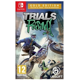 Juego Switch Trials Rising Gold