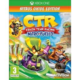 Juego Xbox ONE Crash Team Racing Nitro Fueled Edition Oxide