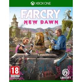 Juego Xbox ONE FAR CRY NEW Dawn