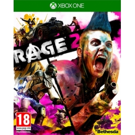 Juego Xbox ONE Rage 2