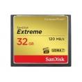 Memoria Compact Flash Sandisk 32GB Extreme