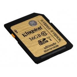 Memoria SD Kingston 16GB Class 10 Ultimate 233X