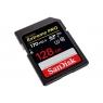 Memoria SD Sandisk 128GB UHS 3 Class 10 Extreme PRO 170MB/S