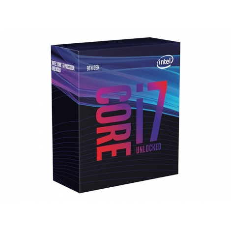 Microprocesador Intel Core I7 9700K 3.60GHZ Socket 1151 12MB Cache Boxed