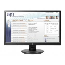"Monitor HP 20.7"" FHD V214A 1920X1080 5ms HDMI VGA MM Black"