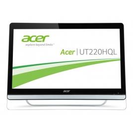 """Monitor Tactil Acer 21.5"""" LED Ut220hql 1920X1080 8ms VGA HDMI Black"""