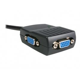Multiplexor Startech VGA 2 Monitores