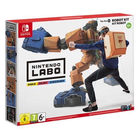 Nintendo Labo KIT de Robot (TOY-CON 02)