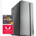 Ordenador Lenovo Ideacentre 720-18APR Ryzen 5 2400G 8GB 128GB SSD + 1TB W10 Silver