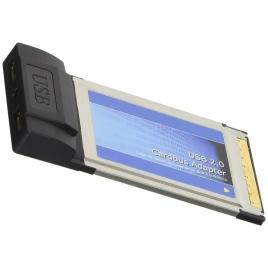 Pcmcia Cardbus 2 Puertos USB 2.0