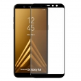 Protector de Pantalla Cool Cristal Templado 3D Black para Samsung Galaxy A6 2018 A600