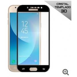 Protector de Pantalla Cool Cristal Templado 3D Black para Samsung Galaxy J3 2017