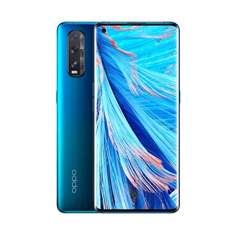 """Smartphone Oppo Find X2 6.7"""" OC 12GB 256GB 5G Android 10 Ocean Glass"""