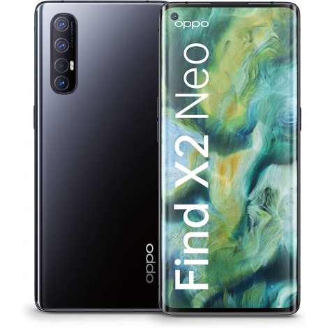 """Smartphone Oppo Find X2 NEO 6.5"""" OC 12GB 256GB 5G Android 10 Moonlight Black"""