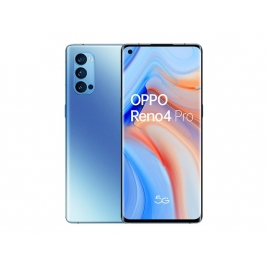 """Smartphone Oppo Reno4 PRO 6.5"""" OC 12GB 256GB 5G Android 10 Galactic Blue"""