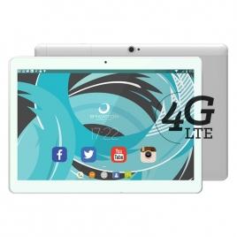 "Tablet Brigmton BTPC-1023 10.1"" IPS OC 32GB 2GB 4G Android 6 White"