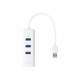 Tarjeta red TP-LINK UE330 10/100/1000 USB 3.0 + HUB 3X USB 3.0