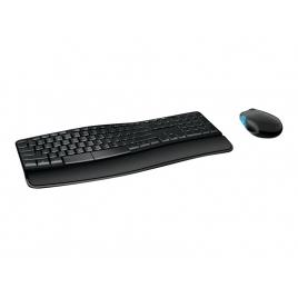 Teclado + Mouse Microsoft Wireless Sculpt Comfort Desktop