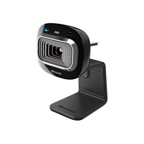 Webcam Microsoft Lifecam HD-3000 Black