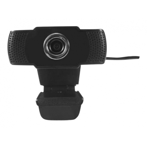 Webcam Nilox Nxwecafhd01 FHD 1080P 30FPS Black