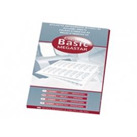 Caja Etiquetas 100H Megastar 210X297