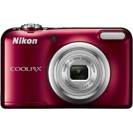 Camara Digital Nikon Coolpix A10 red