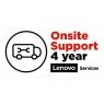 Extension de Garantia a 4 AÑOS Lenovo Onsite para Thinkbook
