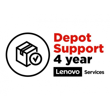Extension de Garantia a 4 AÑOS Lenovo Onsite para Yoga