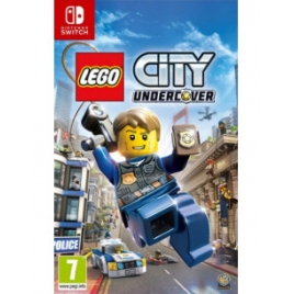 Juego Switch Lego City Undercover