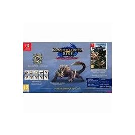 Juego Switch Monster Hunter Rise Edicion Coleccionista