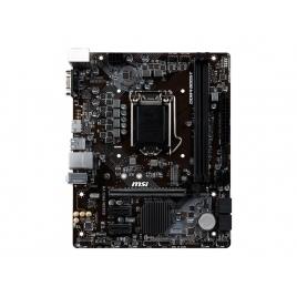 Placa Base Msi Intel B365M PRO-VH 1151 Matx Grafica DDR4 Glan USB 3.1