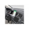 Soporte Coche Universal Celly Ghost Charge Magnetico Cargador QI Black