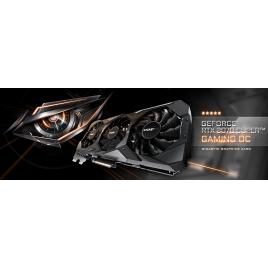 Tarjeta Grafica PCIE Nvidia GF RTX 2070 Super Gaming OC 8GB DDR6 3XDP HDMI