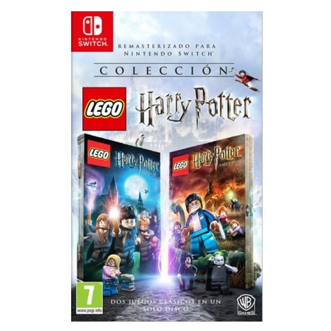 Juego Switch Lego Harry Potter Collection