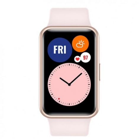 Smartwatch Huawei FIT Active Edition Sakura Pink
