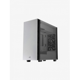 Caja Mediatorre Profesional ATX Aerocool FLO White USB 3.0
