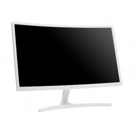 """Monitor Acer 23.6"""" FHD Ed242qr Curvo 1920X1080 4ms VGA HDMI White"""