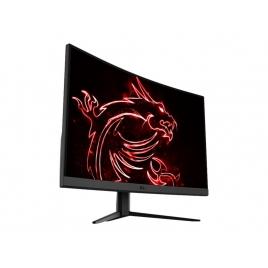 "Monitor Msi 31.5"" FHD Optix G32C4 Curvo 1920X1080 1ms DP 2Xhdmi Black"