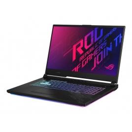 "Portatil Asus ROG Strix G712LW-EV066T CI7 10750H 16GB 1TB SSD RTX 2070 8GB 17.3"" FHD W10 Black"