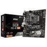 Placa Base Msi AMD B450M PRO-M2 Socket AM4 Matx Grafica DDR4 Glan USB 3.2