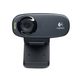 Webcam Logitech HD C310 Black