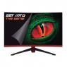 "Monitor Keep Out 27"" FHD Xgm27c Curvo 1920X1080 1ms 165HZ DP DVI HDMI MM Black/Red"