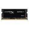 Modulo DDR4 8GB BUS 2666 Kingston Hyperx Impact Sodimm