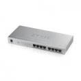 Switch Zyxel Gs1008hp 10/100/1000 8 Puertos