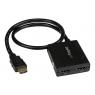 Multiplexor Startech HDMI 4K 2 Monitores