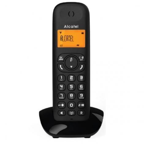 Telefono Inalambrico Alcatel E155 Black