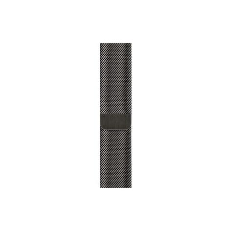 Correa Apple 44MM Milanese Loop Space Grey