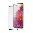 Protector de Pantalla Celly Cristal Templado 3D Black para Samsung S20