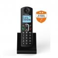Telefono Inalambrico Alcatel F685 Call Block Black