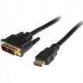Cable Startech HDMI 19 Macho / DVI 18+1 Macho 2M